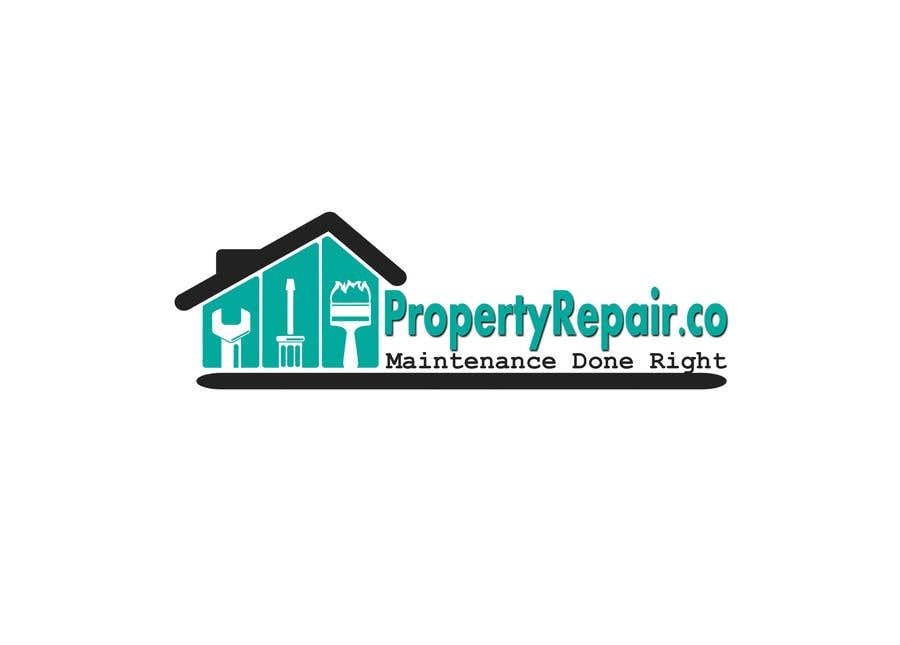 Konkurrenceindlæg #51 for Logo design for property repair
