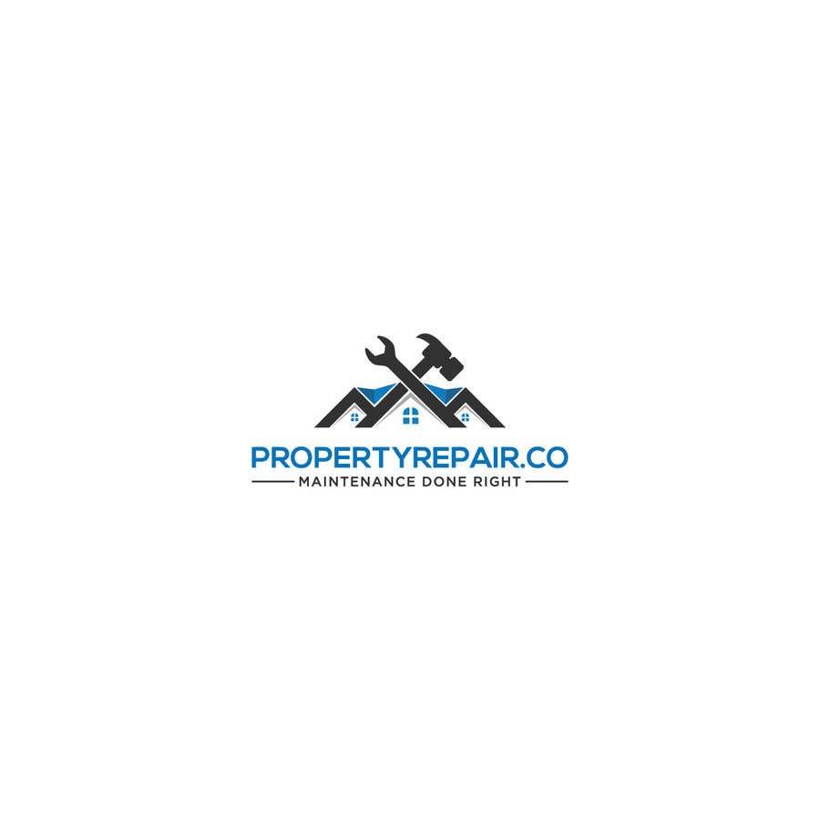 Konkurrenceindlæg #235 for Logo design for property repair