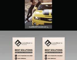 Nro 79 kilpailuun design a retractable banner with graphics and wording käyttäjältä SmartBlackRose