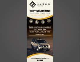 Nro 87 kilpailuun design a retractable banner with graphics and wording käyttäjältä SmartBlackRose