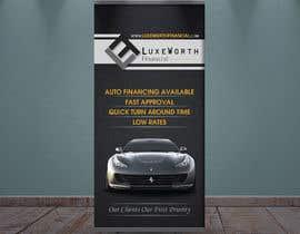 Nro 76 kilpailuun design a retractable banner with graphics and wording käyttäjältä baburono