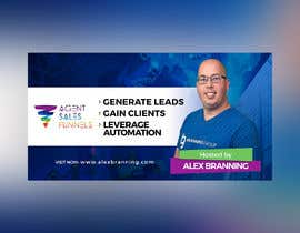"#16 for Facebook Cover Photo for ""Agent Sales Funnels"" af mycrazythemes"