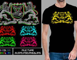 #122 for T-shirt Designs for car club. More money is on the table! af sajeebhasan177