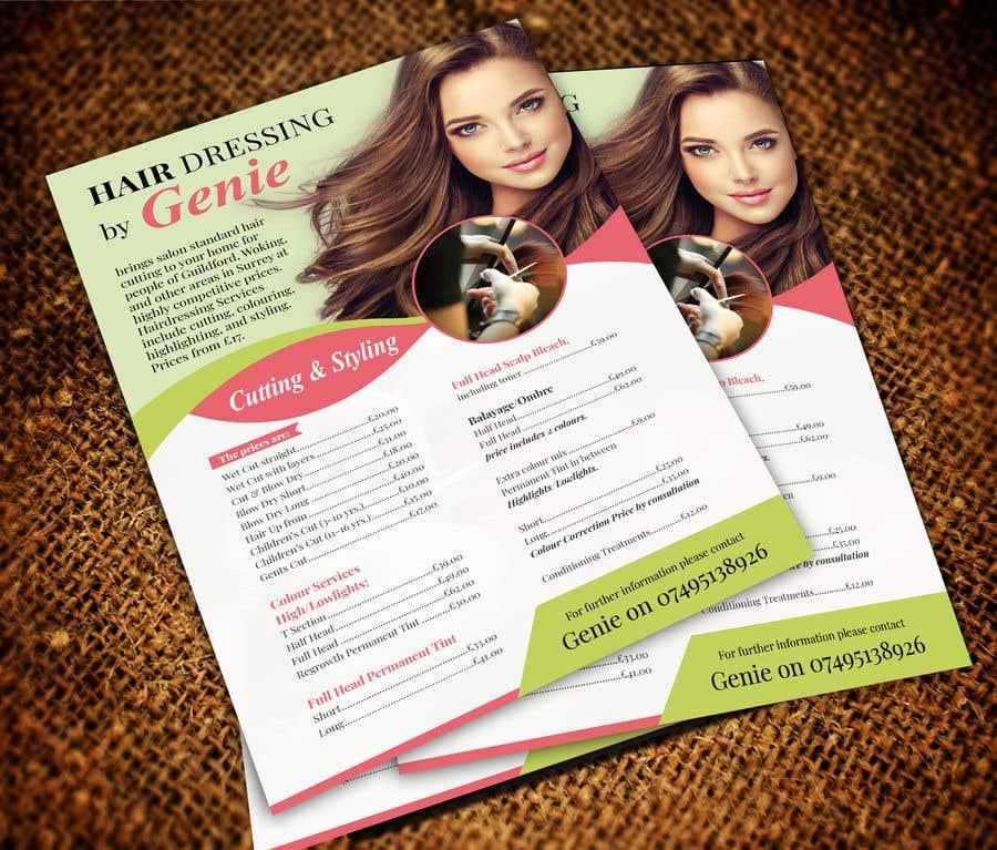 Konkurrenceindlæg #14 for Make a Leaflet
