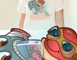 #69 for I need a graphic shirt designed af arzart