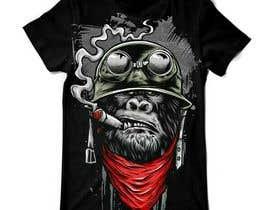 #76 for I need a graphic shirt designed af Vishaltech23