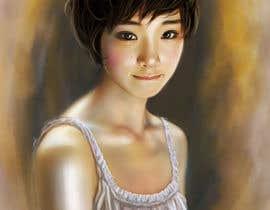 #7 for portrait illustrator af DorianLudewig