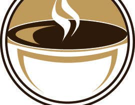 #520 para Logo for an online coffee business por JuliBasqueseaux