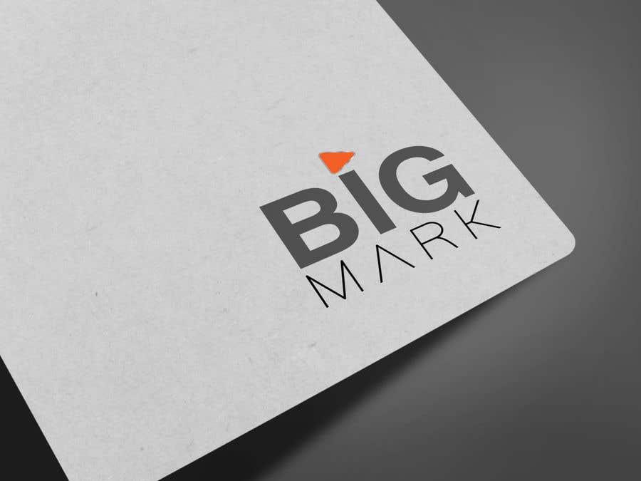 Proposition n°255 du concours Design Logo for Big Mark