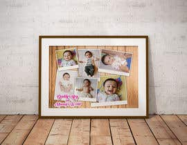 #11 for Wanted create a collage poster/frame for my baby boy (frame size 18'Inch x 24 inch/14inch x 18 inch) by colorss