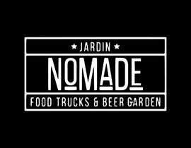 """#41 cho A partir del logo adjunto debe crear uno que incluye todo menos """"nro.170"""", """"mallinkrodt"""" cambia por """"nomade"""", """"craft beer"""" cambia por """"beer garden"""" es decir, incluir: jardin, Nomade, food trucks & beer garden bởi mariaperezart"""
