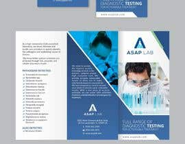 nº 6 pour Tri-Fold Brochure for Medical LAB par RosalineJack