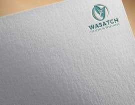 #105 for Wasatch Health & Wellness medical clinic Logo af mdmonsuralam86