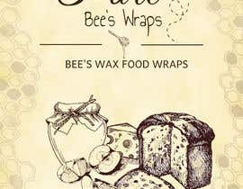 """#108 for Design """"Pure Bees Wraps"""" Logo and Box Design by LinzyMcMurter"""