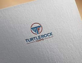 #52 for Logo for Turtle Rock Farms af osicktalukder786