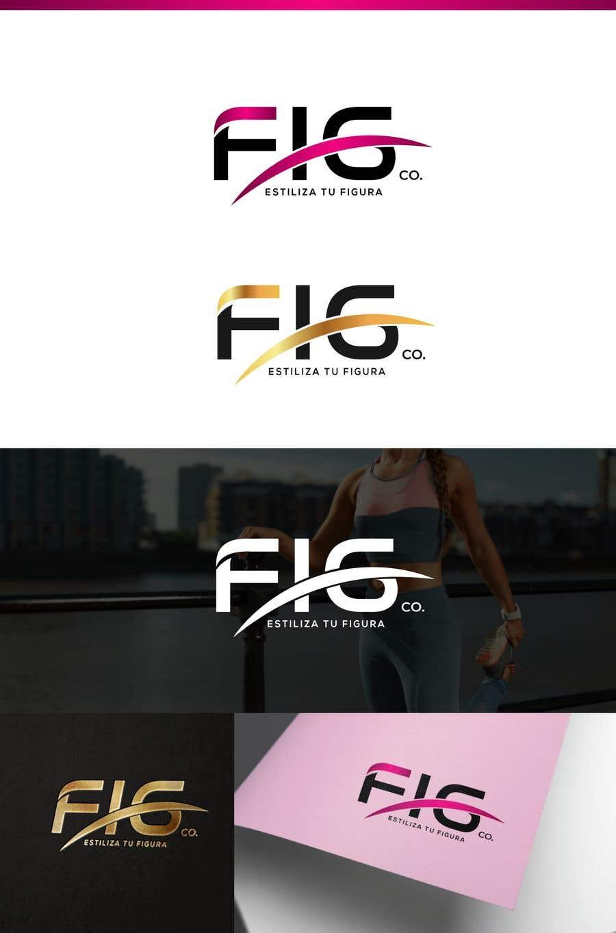 Konkurrenceindlæg #21 for Nombre y logo para tienda de fajas y ropa con ajuste
