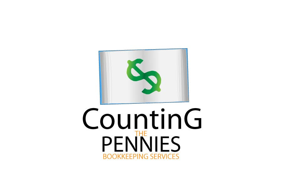 Contest Entry #121 for Logo Design for Counting The Pennies Bookkeeping Services