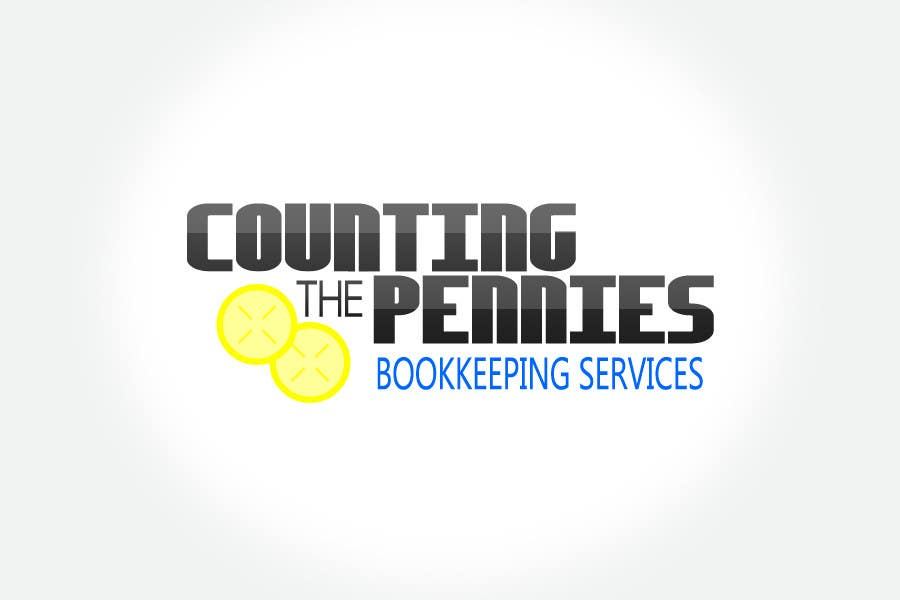 Contest Entry #144 for Logo Design for Counting The Pennies Bookkeeping Services