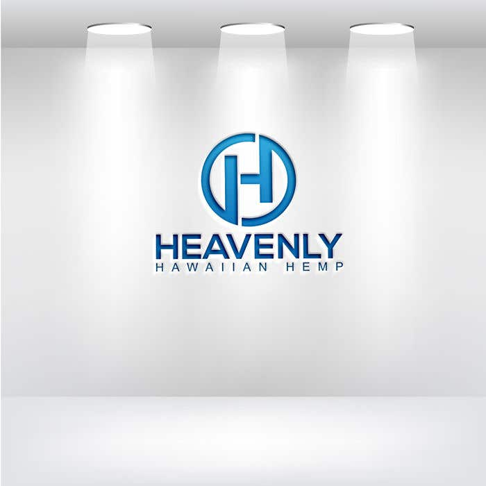 Contest Entry #21 for Logo for my business. My business name is Heavenly Hawaiian Hemp