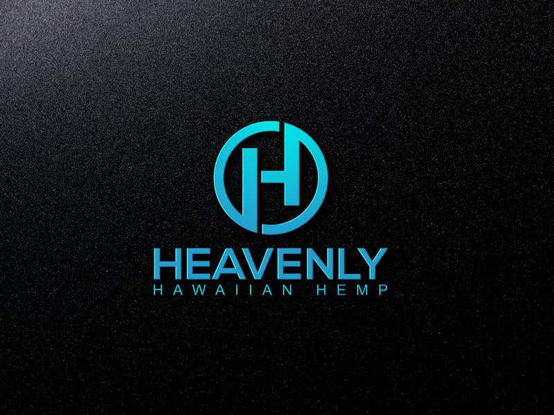 Contest Entry #22 for Logo for my business. My business name is Heavenly Hawaiian Hemp