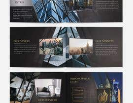 #52 для Design company's profile/brochure от bartolomeo1