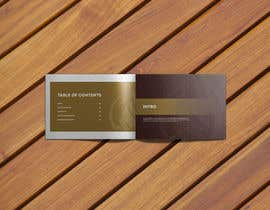 #56 для Design company's profile/brochure от meenapatwal