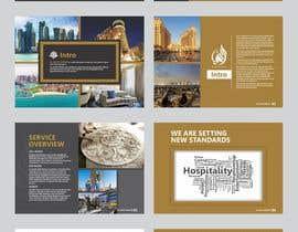 #66 для Design company's profile/brochure от meenapatwal