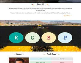 #7 for Create home page design by ittreat