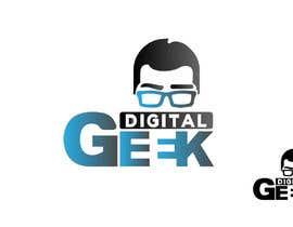 #25 untuk Logo Design for digital marketing company - Digital Geek oleh subirray