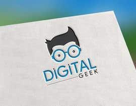 #37 untuk Logo Design for digital marketing company - Digital Geek oleh ksagor5100