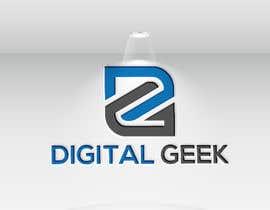 #9 untuk Logo Design for digital marketing company - Digital Geek oleh hossainmanik0147