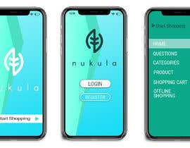 #2 for Mockup / design of nutrition App af Monjilalamia