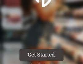 #8 for Mockup / design of nutrition App af omarserhani97