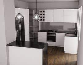 #15 cho Interior Design of our New Kitchen bởi GagiLupic