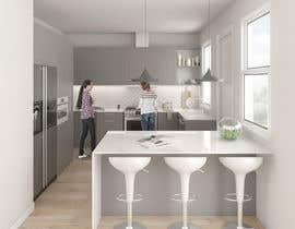 #16 cho Interior Design of our New Kitchen bởi RenderStudio3D