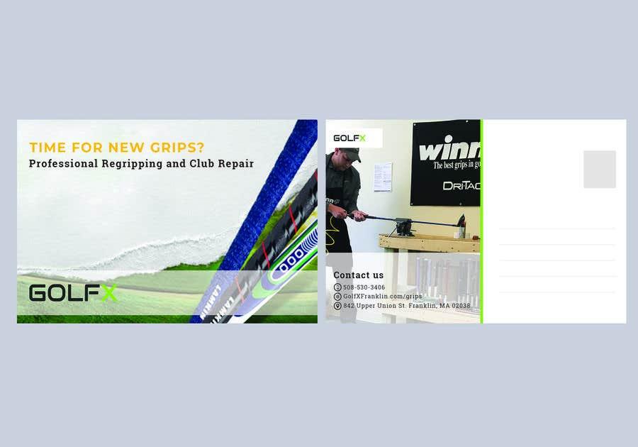 Kilpailutyö #110 kilpailussa Design a Post Card