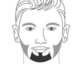 Nro 18 kilpailuun Draw a round face shape of a man käyttäjältä prantolatif