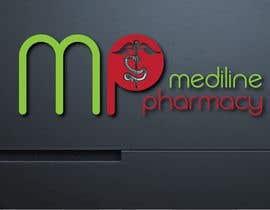 #30 untuk logo designed for pharmacy in a supermarket. oleh imrovicz55