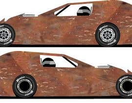 #14 para Wrap a car to look like rust por hridoyalim