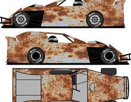 #21 for Wrap a car to look like rust by hridoyalim
