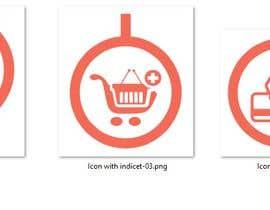 #2 untuk Design simple eye catching icons for Website oleh FAYJULLAH