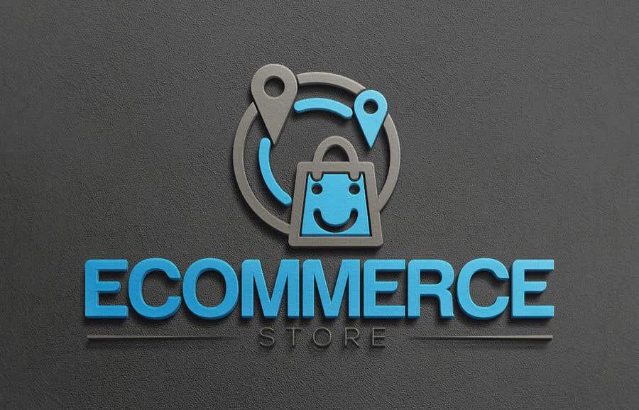 Penyertaan Peraduan #28 untuk Build me a logo for my ecommerce