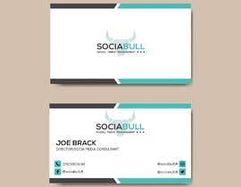 #38 for business cards designed by zahidforazi36