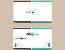 #38 for business cards designed af zahidforazi36