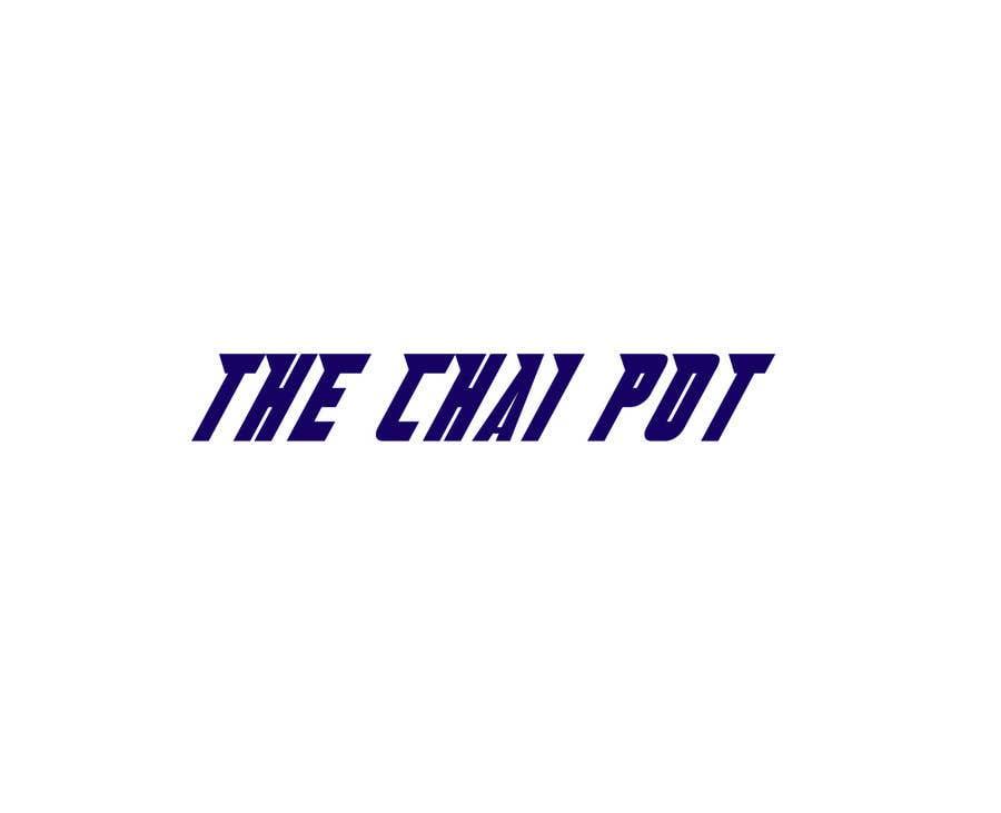 Kilpailutyö #136 kilpailussa Chai Pot Logo