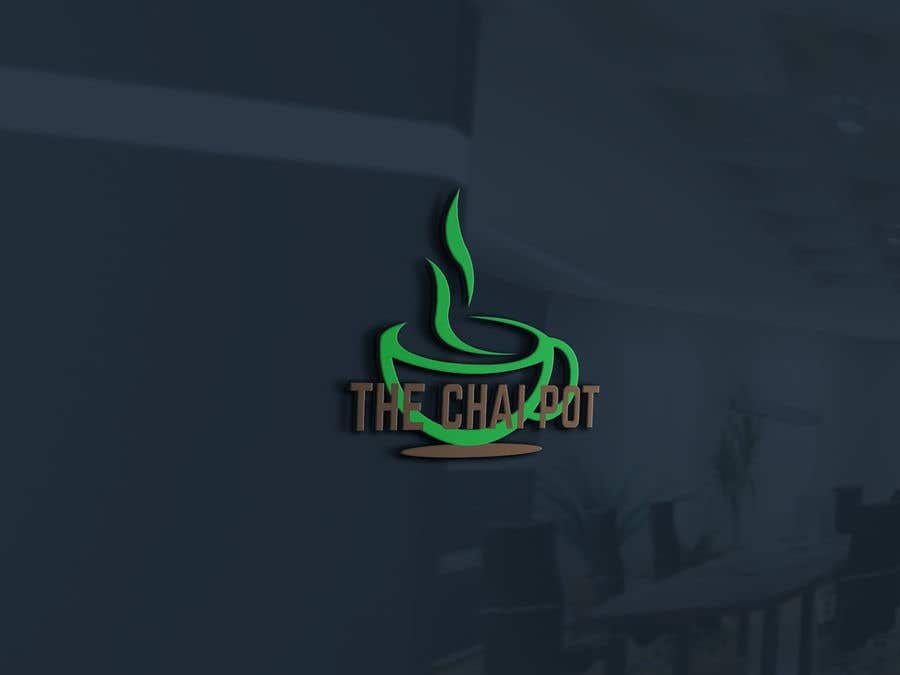 Kilpailutyö #126 kilpailussa Chai Pot Logo