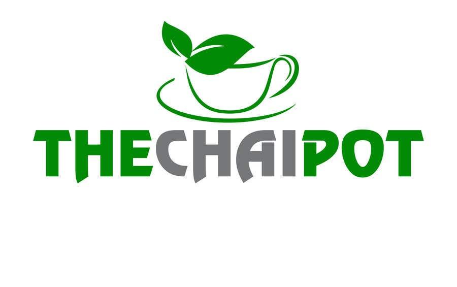 Kilpailutyö #122 kilpailussa Chai Pot Logo