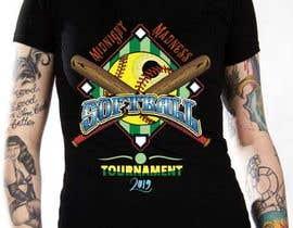 #35 cho T-Shirt Design for Softball Tournament bởi afsanaha