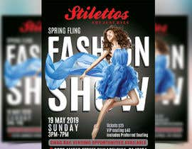 #113 untuk Fashion Show Flyer oleh azizkhancpi