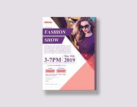#71 untuk Fashion Show Flyer oleh designsourceit